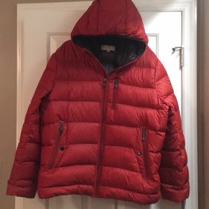 Michael Kors Mens Lightweight Down Jacket Size XXL